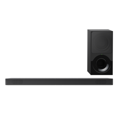 Picture of 2.1ch Dolby® Atmos / DTS:X Soundbar with Bluetooth® technology | HT-X9000F