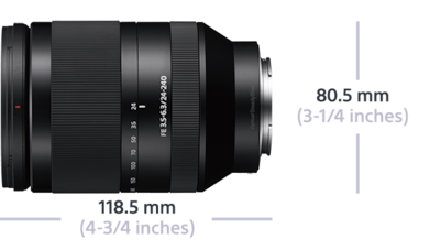 Picture of FE 24–240 mm F3.5-6.3 OSS