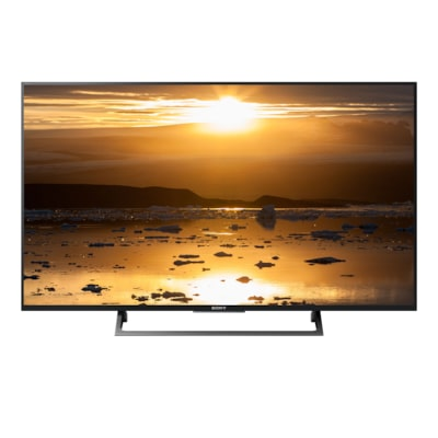 Picture of X80E 4K HDR TV with  4K X-Reality PRO