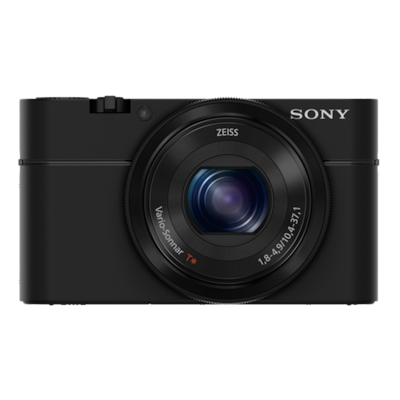 "Picture of RX100 Advanced Camera with 1.0"" type Sensor"