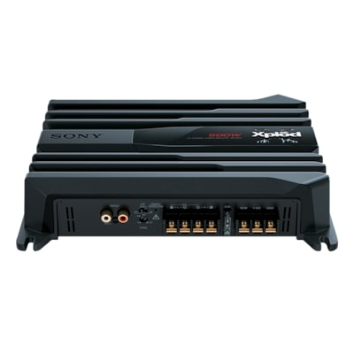Picture of 2-Channel Stereo Amplifier