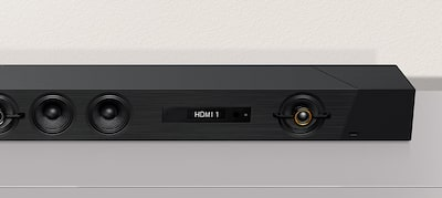 Picture of 7.1.2ch Dolby Atmos/DTS:X TM Soundbar with Wi-Fi/Bluetooth technology |HT-ST5000