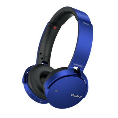 Gambar Headphone Nirkabel XB650BT EXTRA BASS™