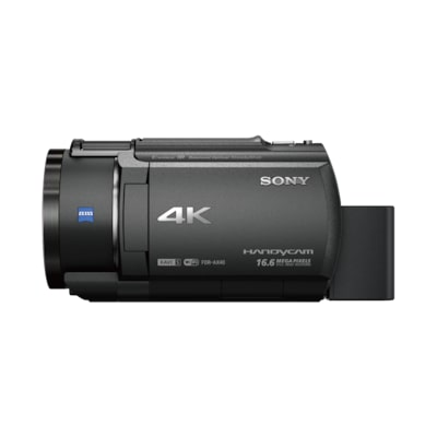 Picture of AX40 4K Handycam® with Exmor R™ CMOS sensor