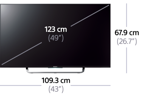 tv with 4k resolution android tv uhdtv x83 sony ph. Black Bedroom Furniture Sets. Home Design Ideas