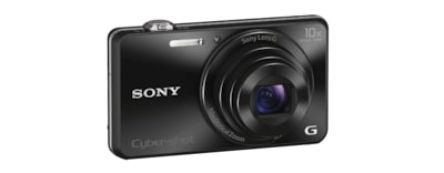 Images of WX220 Compact Camera with 10x Optical Zoom