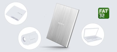 Picture of External Pocket-Sized Hard Drive