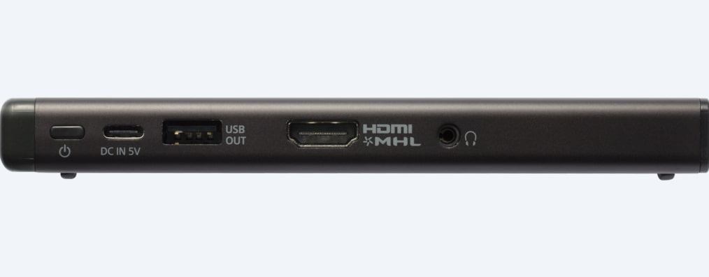 Images of MP-CD1 Mobile Projector