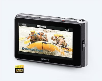 TX30 : filmez en Full HD