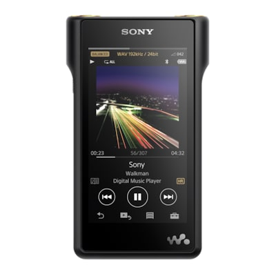 Picture of High-Resolution Walkman®