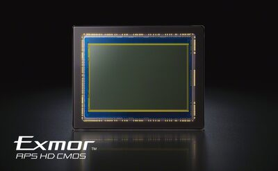 Exmor™ APS HD CMOS 影像感測器