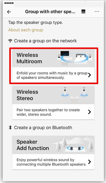 Wireless Mukti-room