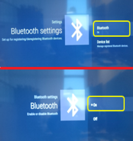 How to turn on Bluetooth settings on Android 6.0 Marshmallow