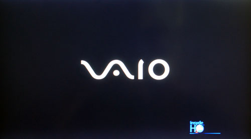 factory reset sony vaio all in one