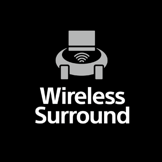 Wireless Surround-Logo