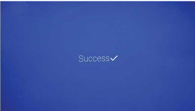 Android - Success