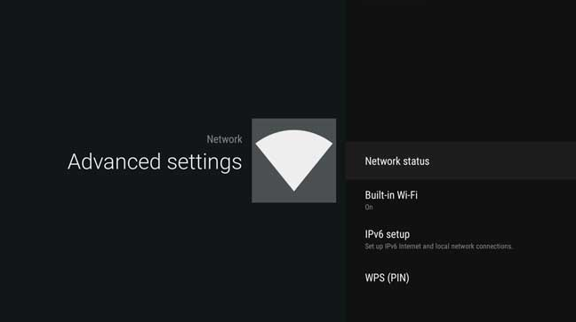 Android - Built-in wifi