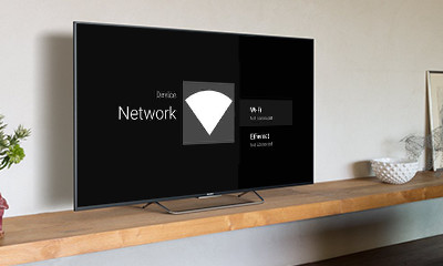 Connect your Sony Android TV