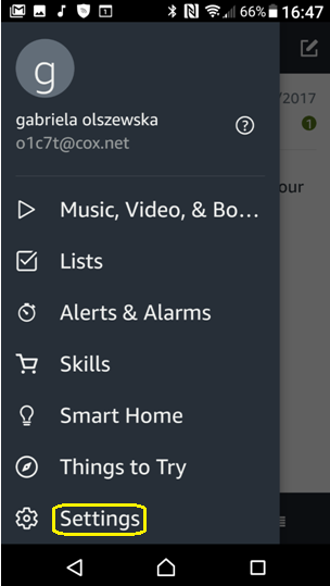 Disconnect your Android TV from Alexa Control | Sony IN