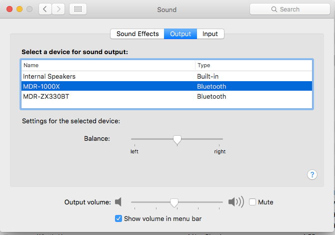 Bluetooth pairing Mac Ios step 3