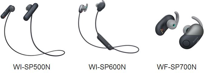Guide to Using Wireless Sports Headsets (WF-SP700N, WI