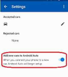 Cannot connect the Android Auto app to the car stereo | Sony IN
