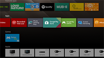 How to check if your BRAVIA TV is an Android TV | Sony SG