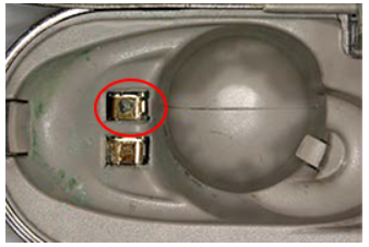 Charging Case Corrosion
