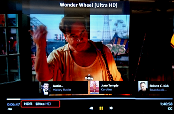 Prime Video UHD resolution
