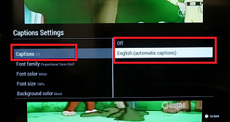 How To Get Closed Caption On Samsung Smart Tv 3