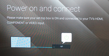 Set up the IR Blaster to control your Android TV and set-top box