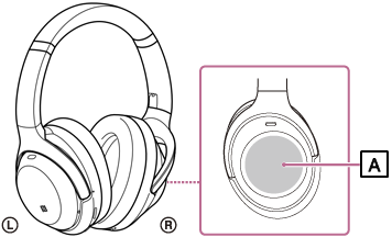 image of the headphones