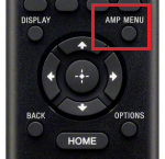 AMP MENU button