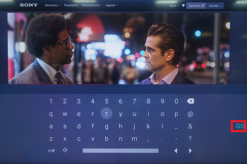 Soft Keyboard of the Android TV