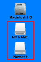 MAC icon USB