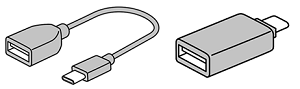 Image of USB adapters