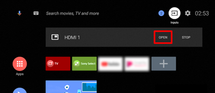 BRAVIA Sync (HDMI CEC) cannot be performed for connected