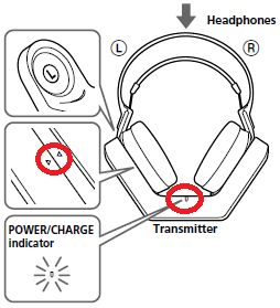 Headphone transmitter
