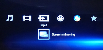 BD Screen Mirroring