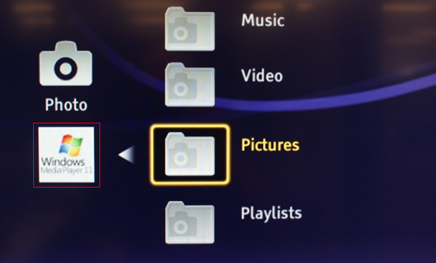 How to use Windows Media Player as a DLNA server to connect