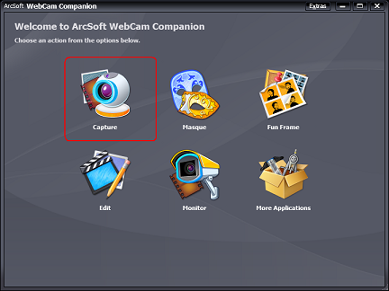 How to set up and use the Arcsoft WebCam Companion software