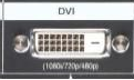Digital Video Interface Port