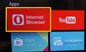 Opera Internet-Browser