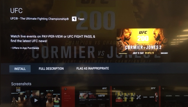 How to watch a UFC pay-per-view event in 4K  | Sony USA