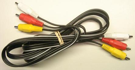 Standard A/V Cables