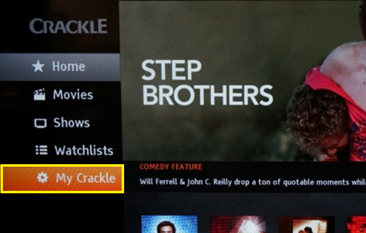 How to enable closed caption on the Crackle app  | Sony USA