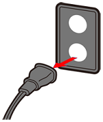 Plug into another outlet.