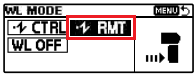 Optical RMT
