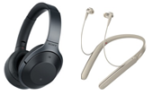 Image of example Bluetooth headphones
