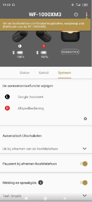 Android WF